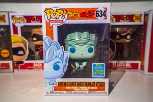 SDCC Gotenks Ghost - Dragonball Z Funko Pop (MINT) for Sale in Kissimmee, FL