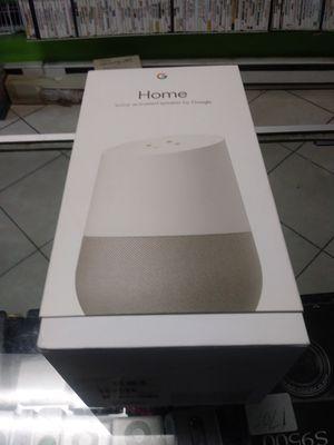 Google Home Speaker Brand New for Sale in Philadelphia, PA