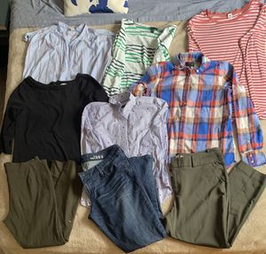 Upgrade your closet! J crew, Gap, and more! Womens L/16 for Sale in Seattle, WA