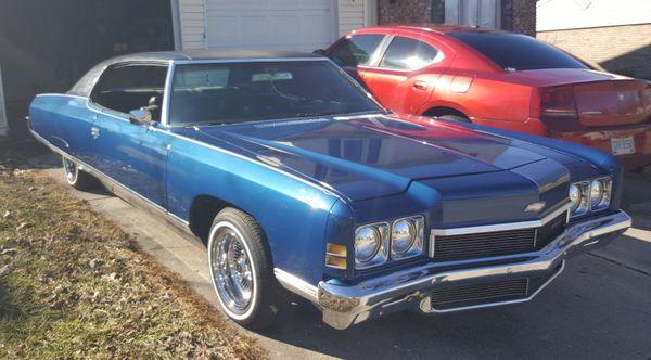 1972 Chevrolet Caprice lowrider for Sale in Cincinnati, OH - OfferUp