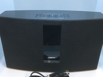 Bose SoundTouch 20 Wifi Music System/ Bluetooth speaker for Sale in Vista,  CA