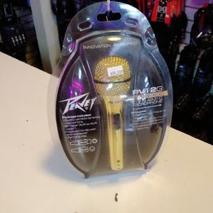 Peavey Gold Mic Black Friday Sale! Only 55 Bucks Limited Time for Sale in Long Beach, CA