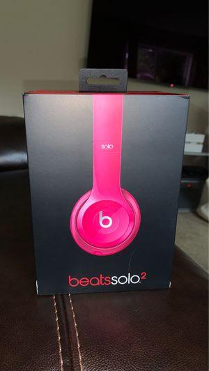 Beats Solo2 headphones for Sale in Kenmore, WA