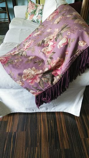 Cottage shabby chic throw for Sale for sale  Hallandale Beach, FL