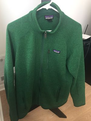 Patagonia Men's better sweater jacket size medium for Sale in San Francisco, CA