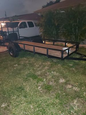 5x14 Utility Trailer 2019 for Sale in Fort Lauderdale, FL