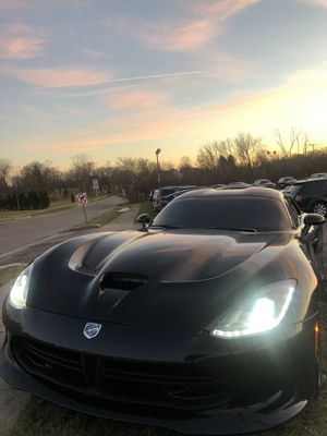 2014 Dodge Viper GTS 31,170 miles for Sale in Downers Grove, IL