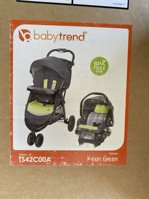 Baby stroller and car seat for Sale in La Puente, CA