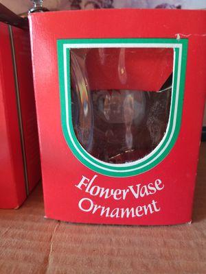 Flower vase ornament for Sale in Modesto, CA