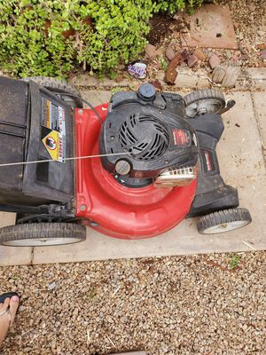 Gas lawn mower for Sale in Mesa, AZ
