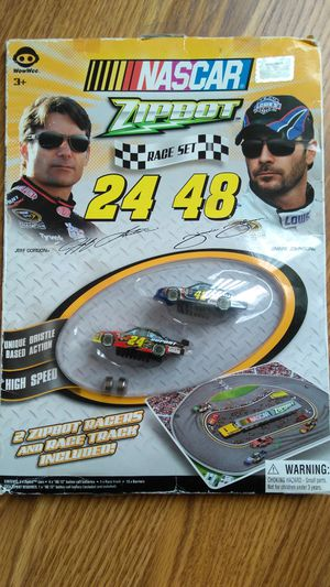 Nascar ZipBot Race Set for Sale in Chicago, IL