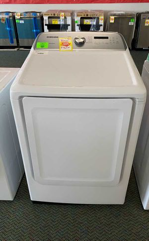 BRAND NEW SAMSUNG DVG50R5200W GAS DRYER 01 E for Sale in Rolling Hills Estates, CA