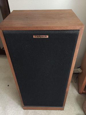 Klipsch Forte' Stereo Speakers for Sale in Portland, OR