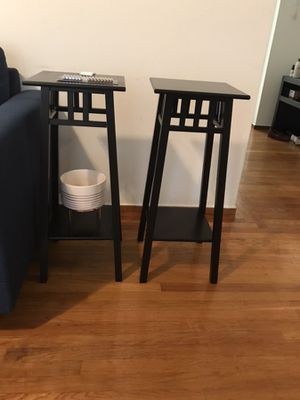 Twin stools for sale for Sale in San Francisco, CA