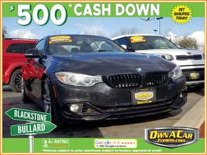 2015 BMW 4 Series for Sale in Fresno , CA