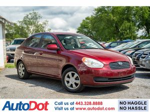 2006 Hyundai Accent for Sale in Sykesville, MD