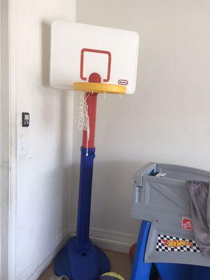 Basketball hoop adjustable for Sale in Kissimmee, FL