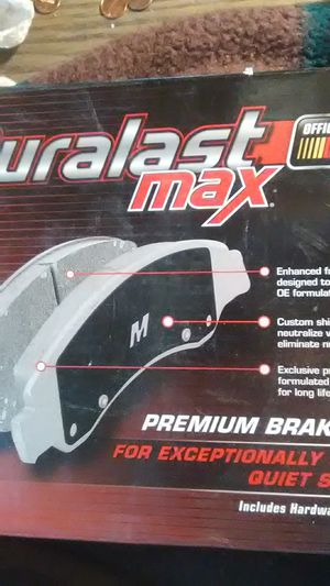Duralast Max brake pads for Sale in Lancaster, CA
