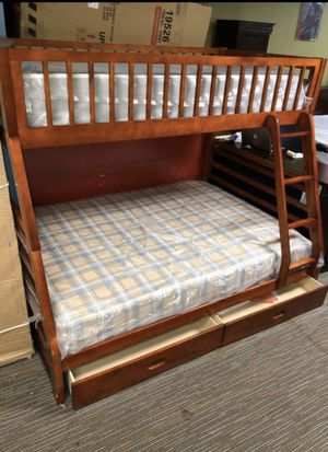 Twin over Full Bunk Bed on Sale! for Sale in Nashville, TN