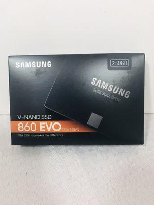 Brand new Samsung 860 EVO 250GB SATA III Internal SSD for Sale in Pawtucket, RI