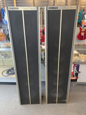 Shure Brothers VA300-S vintage guitar speaker cabinets for Sale in Mechanicsburg, PA