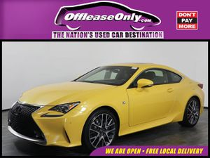 2018 Lexus RC for Sale in North Lauderdale, FL