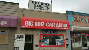 BIG BOIZ CAR AUDIO LLC. for Sale in Detroit, MI