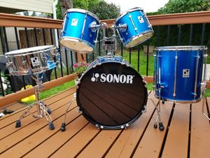 Sonor drum set for Sale in Troutdale, OR