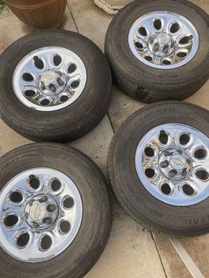 chevy rims 17in for Sale in Fort Worth, TX