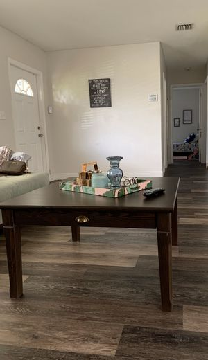 Coffee Table for Sale in Davie, FL
