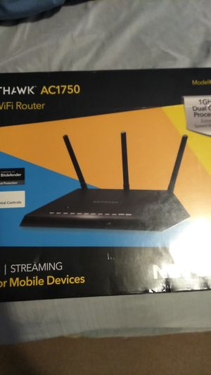 Nighthawk AC1750 smart router for Sale in Los Angeles, CA
