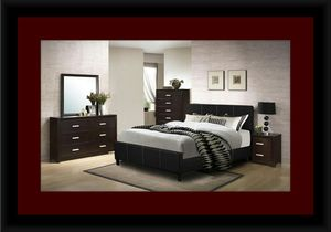 B630 11pc complete bedroom set with mattress for Sale in Crofton, MD