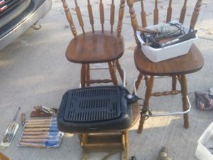 Vintage bar stools for Sale in Oklahoma City, OK
