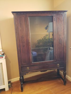 Antique China Cabinet for Sale in Arlington, VA