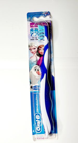 Oral-B Pro-Health Jr. Disney Frozen Soft Toothbrush for Sale in Arlington, TX