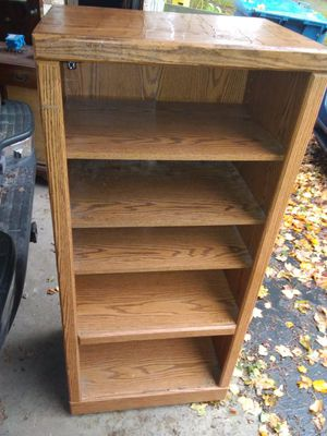5 shelf cabinet for Sale in Jonesboro, IN