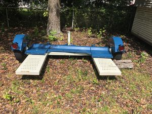 A almost new Tow Dolly for Sale in Jacksonville Beach, FL