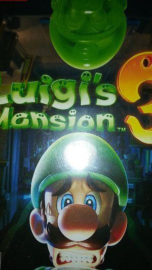 Luigi mansion 3 for Sale in Lorain, OH