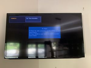 Samsung 40 Inch LED TV for Sale in Miami, FL