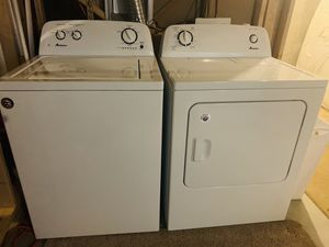 Amana HE Washer/Dryer for Sale in Thornton, CO