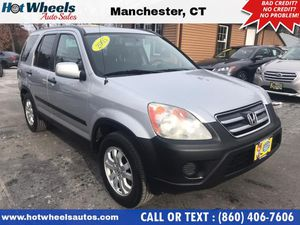2005 Honda CR-V for Sale in Manchester, CT