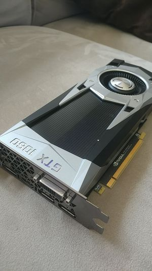 NVIDIA GeForce GTX 1060 6gb FE Founders Edition Graphics Card for Sale in Seattle, WA