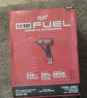 Milwaukee 3/8 impact wrench for Sale in Portland, OR