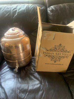 Copper water pot for Sale in Las Vegas, NV