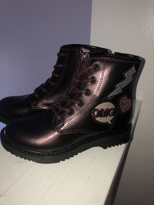 Girls Size 12 Moto Boots for Sale in Washington, DC