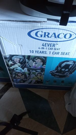 Car seat graco 4Ever new $175 for Sale in Los Angeles, CA