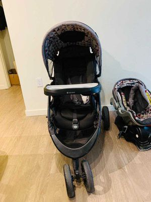 Stroller with car seat very good condition for Sale in Englewood, CO
