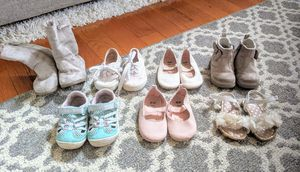 Little Girl Shoe Bundle for Sale in Harrisonburg, VA