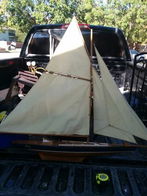 Modle Sailboat for Sale in Sherman, TX
