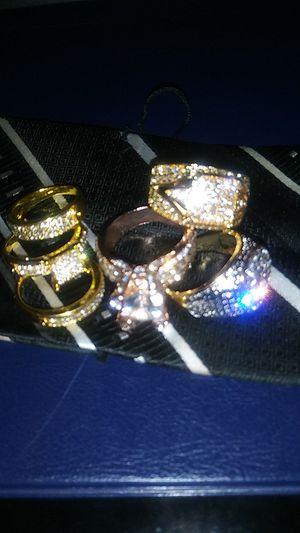 Men & women wedding or fashion rings. for Sale in Hyattsville, MD